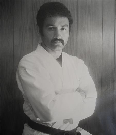 Darnell Garcia, 1972, International Karate Grand Champion. (Courtesy Photo)