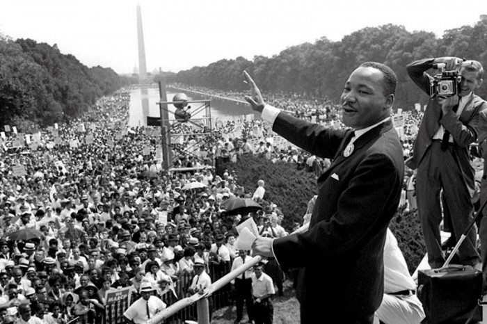 """""""Dream with a Vision/ Live with a Purpose"""" will be the banner for this year's Inglewood MLK celebration."""