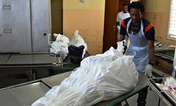Jamaica Homicides Jump 20 Pct, To Highest Level In 5 Years - Los