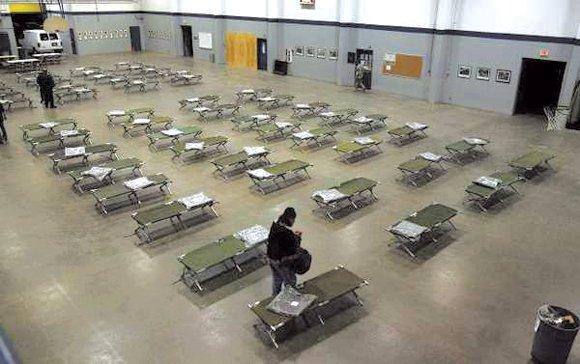LOC - compton shelter