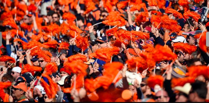 Broncos Fans Celebrate!