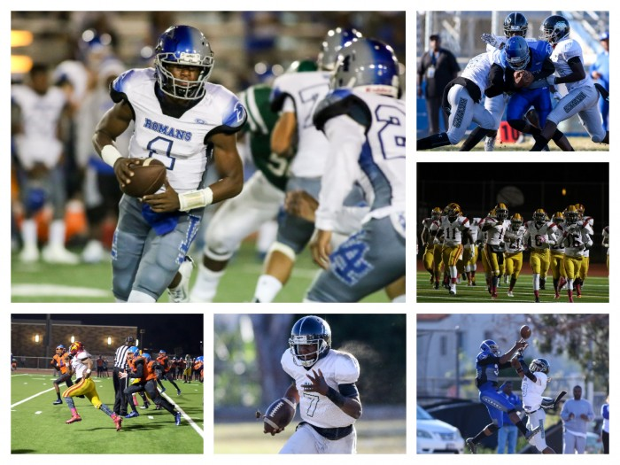 Players from Augustus Hawkins, Los Angeles, and FairFax High Schools earned a spot on the ALL City Teams (Photo by Jevone Moore/fi360 News)