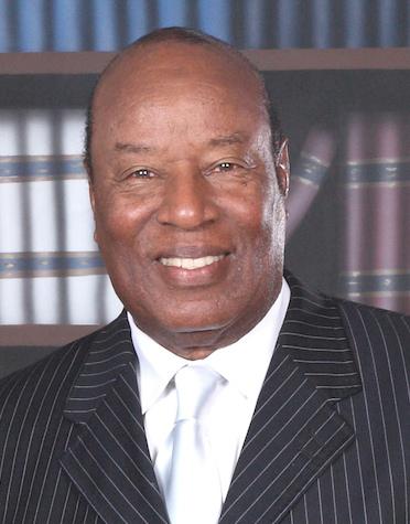 Bishop Frank L. Stewart