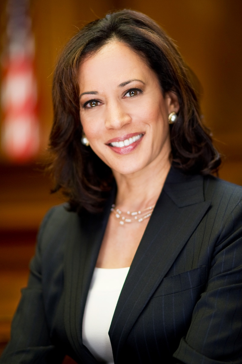 Kamala Harris has been the Attorney General of California since 2011 and re-elected in 2014. A product of both Howard University and UCLA's Hastings College of the Law, Harris worked as the Deputy District Attorney in Alameda County from 1990 to 1998, San Francisco's District Attorney's Office from 1998 to 2000 and City Attorney's office in 2003. Harris is the first female and the first African American to hold the position of attorney general in California. She will be running for the United States Senate in the 2016 election.