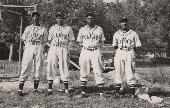 Oakland Larks Negro League baseball team