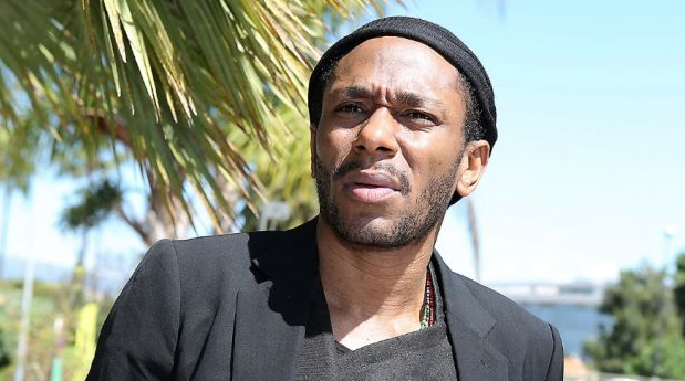 Yasiin Bey, formerly known as Mos Def.
