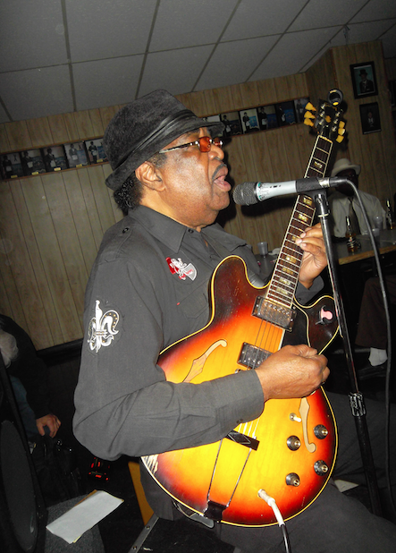 Ray Brooks performing live. (courtesy photo)