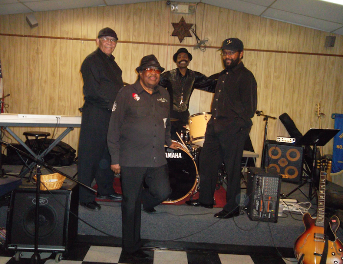 Ray Brooks and The Bluzmasters (courtesy photo)