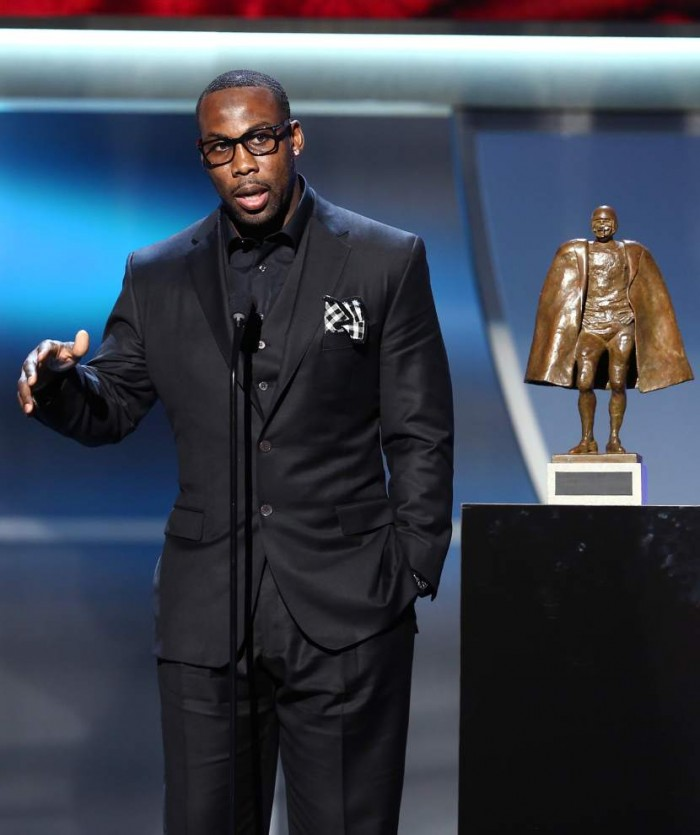 Anquan Boldin, Walter Payton NFL Man of the Year