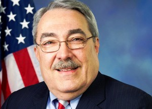"CBC Chairman Rep. G.K. Butterfield said that former Secretary of State Hillary Clinton ""possesses the patience, experience and temperament,"" to be the next president. (Rep. G.K. Butterfield)"