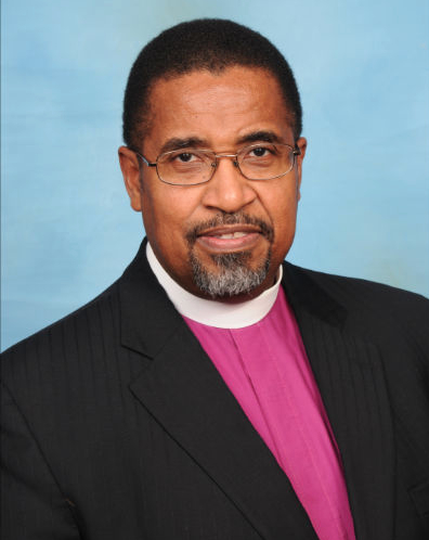 CME Senior Bishop Lawrence Reddick III (cmechurch.org)