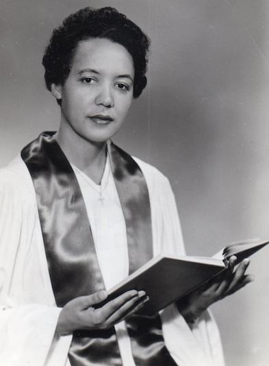 Rev. Katherine Shivers
