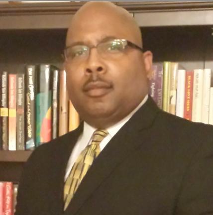 Presiding Elder Mark Hardin