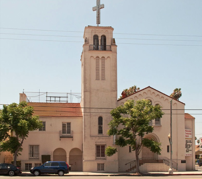 Westminster Presbyterian Church was designated a L.A. Historic Cultural Monument in 1980.