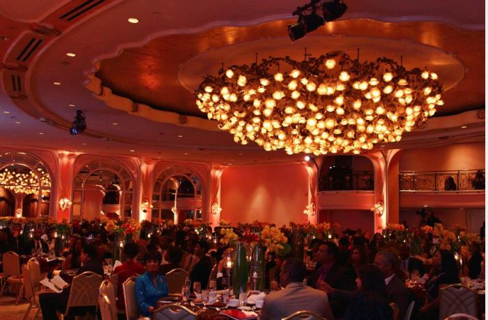 USC BAA's 2011 scholarship dinner. (Courtesy of USC BAA)