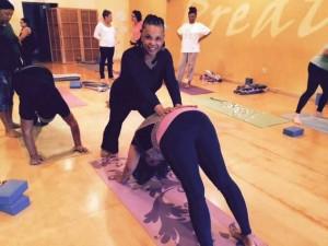 Crenshaw Yoga Studio Courtesy Photo