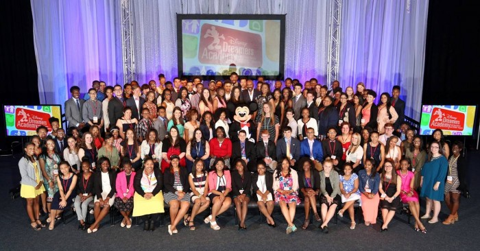 Steve Harvey Disney Dreamers