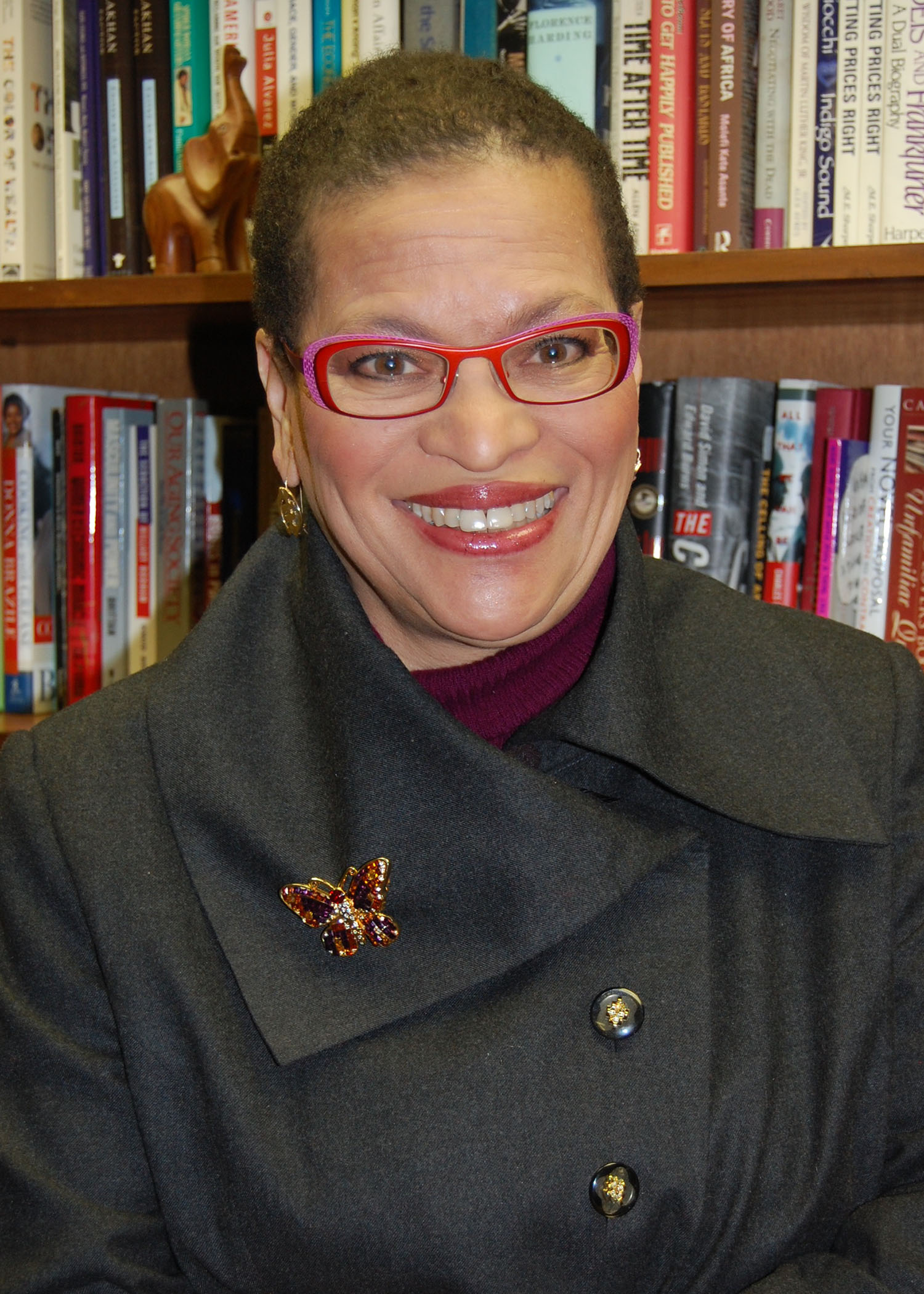 Julianne Malveaux says that we need more Black folks like Ron Daniels to exhibit the amazing tenacity that has kept him on focus and on fire for African American people.