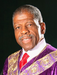Bishop Theodore Larry Kirkland, Sr.