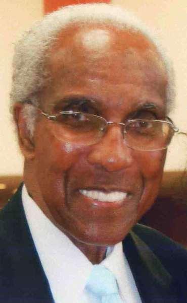 Rev. Dr. Solomon L. Drake, pastor of Greater Ebenezer M.B. Church