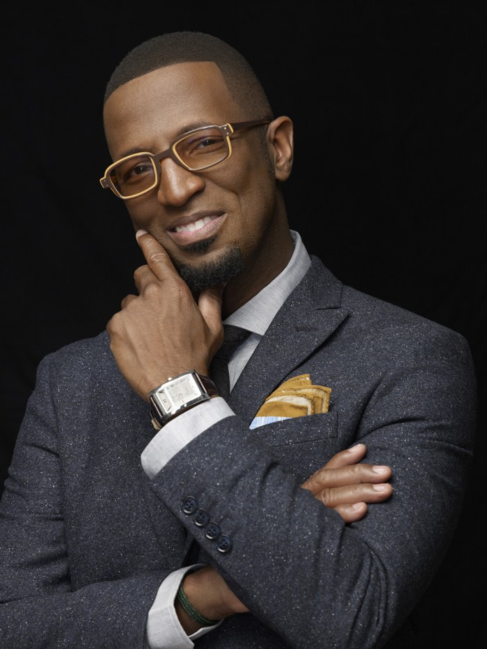 Ent-Rickey Smiley