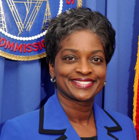 Mignon Clyburn is the only African-American of the five FCC commissioners, which could decide whether consumers will get free data. The commission is chaired by Tom Wheeler, a telecommunications entrepreneur, appointed by President Barack Obama nearly three years ago.