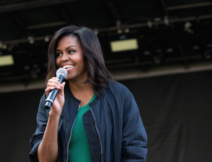 First Lady Michelle Obama (Associated Press)