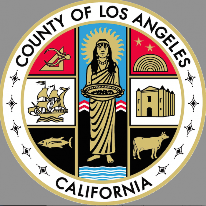 The Los Angeles County Board of Supervisors' decision to add a cross over the San Gabriel Mission on the county's official seal was unconstitutional, a federal judge ruled last week. (file photo)