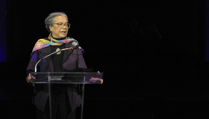 Marian Wright Edelman says that the new bills will be powerful reminders for all Americans and teach our children and grandchildren that Black history and women's history are American history.
