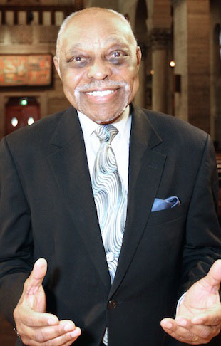 "Rev. Dr. Cecil ""Chip"" Murray"