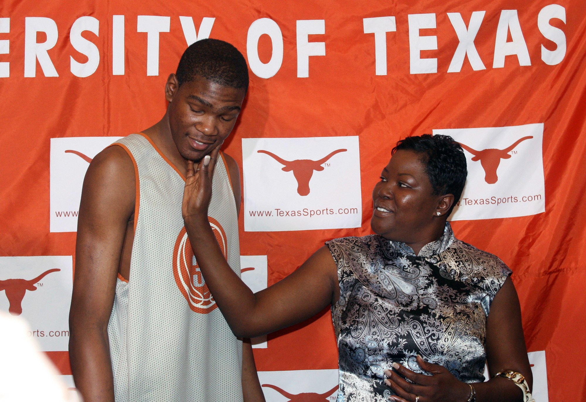 Durant's mother, the 'Real MVP,' subject of Lifetime movie
