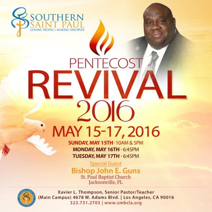 2016 Pentecost FINAL