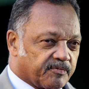 Civil Rights Activist Jesse Jackson