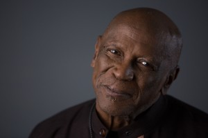 "Louis Gossett Jr. poses for a portrait in promotion of the upcoming release of ""Roots: The Complete Original Series"" on Blu-ray on Wednesday, May 11, 2016, in New York. (Photo by Amy Sussman/Invision/AP)"