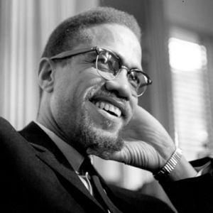 Minister Al-Hajj Malik El-Shabazz (Malcolm X).