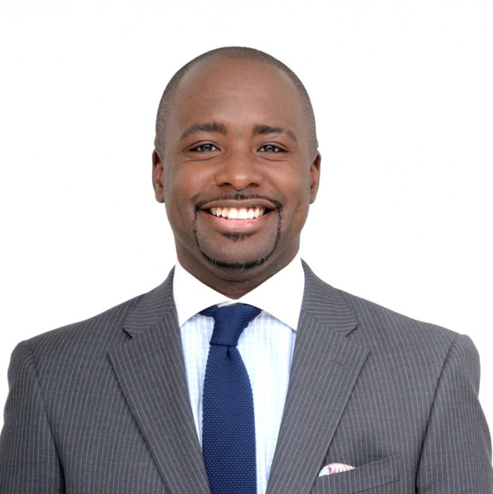 Council Member Marqueece Harris Dawson