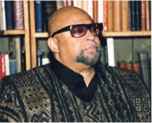 Dr. Maulana Karenga, Professor and Chair of Africana Studies