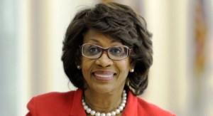 Congresswoman Maxine Waters (D-CA)
