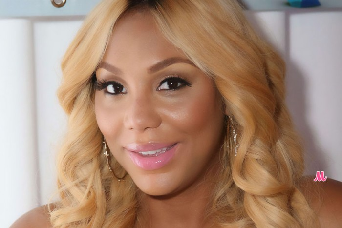 Former co-host of The Real day time talk show, Tamar Braxton (courtesy photo)