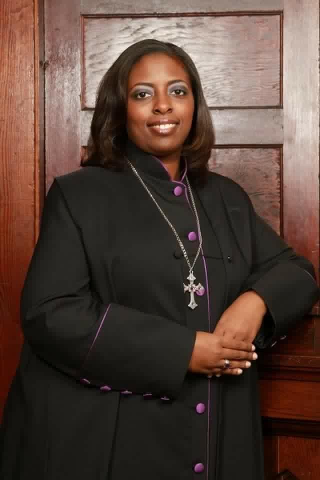 Rev. Dr. Tamarra Johnson