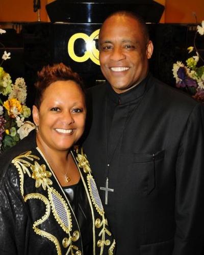 Rev. Mia and Pastor Mark Whitlock