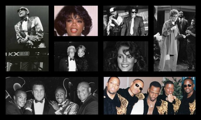 Celebrity photographer Bill Jones has taken pictures of countless celebrites throughout his career some of who include Jayne Kennedy, James Brown, New Edition and Oprah Winfrey. Courtesy Photos.