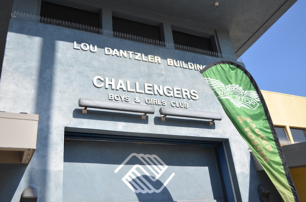 The Challengers Boy's and Girls club (Amanda Scurlock, LA Sentinel)