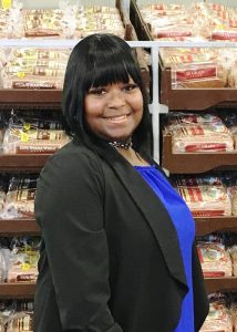 Food 4 Less Manager, Felicia Sparks Courtesy Photo