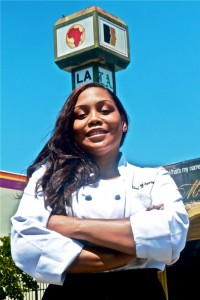 Chef Misty Photo by Mesiyah McGinnis