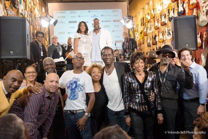 Kashif and Friends at the 2014 Black Music Month Celebration