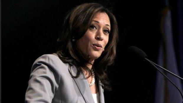 California Attorney General Kamala D. Harris (file photo)