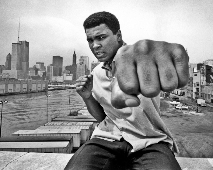 Muhammad Ali (File Photo)