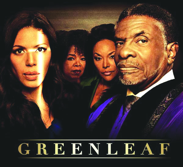 "Oprah Winfrey's new scripted series, ""Greenleaf"" (courtesy photo)"