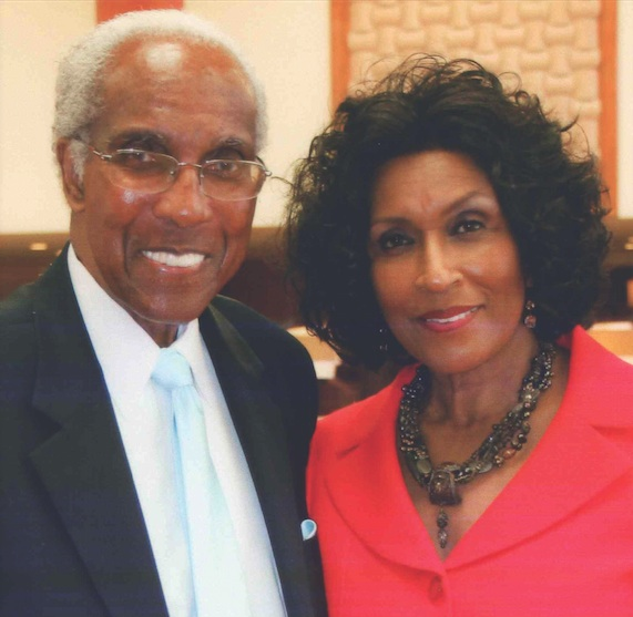 Rev. Dr. Solomon and First Lady Isabell Drake